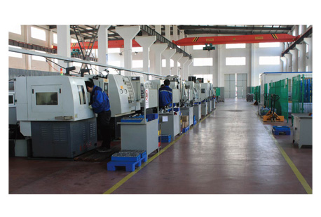 Agricultrual Spare Parts Production Line